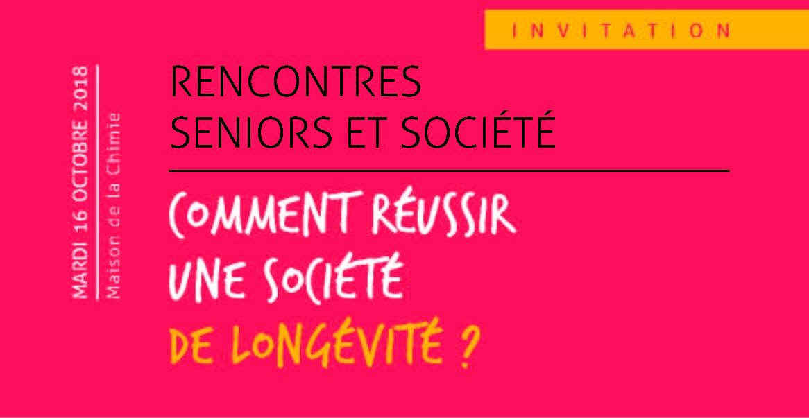 Rencontres seniors et société