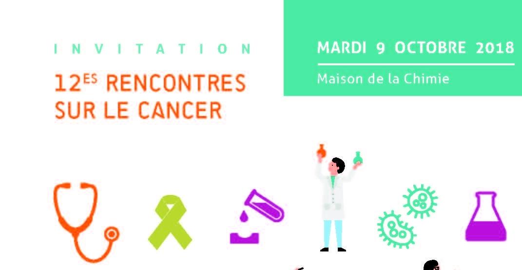 Rencontres sur le cancer